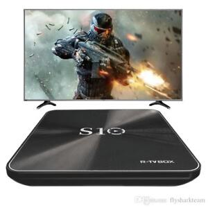 NO MORE CALE BILLS !!!    S10 Android TV Box !!
