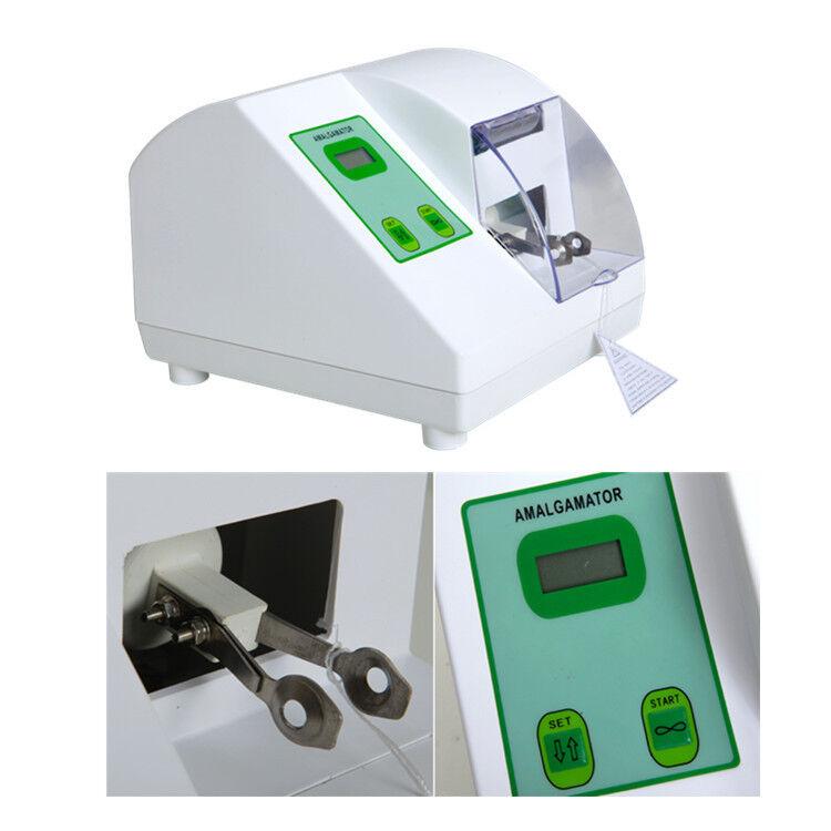 Digital Amalgamator Capsule Mixer Blending Dental Lab Equipment 110/220V S5