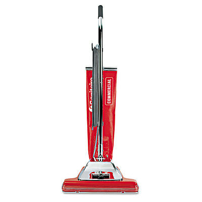 Sanitaire Widetrack Commercial Upright Vacuum Wvibra Groomer 16 Path 18.5lb