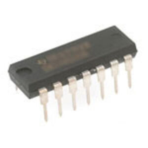 Texas-Instruments-Trigger-NAND-Schmitt-2-input-CD4093BE