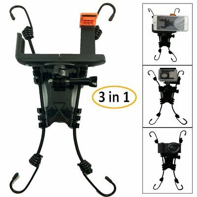 Action Camera Fence Mount Holder Record School Training And Outdoor Sports Game