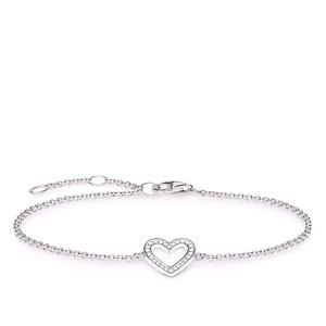 Thomas sabo heart bracelet(never worn)