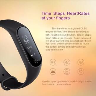 Brand New Smart Fitness Tracker Bracelet