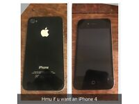 iPhone 4 in perfect condition UNLOCKED