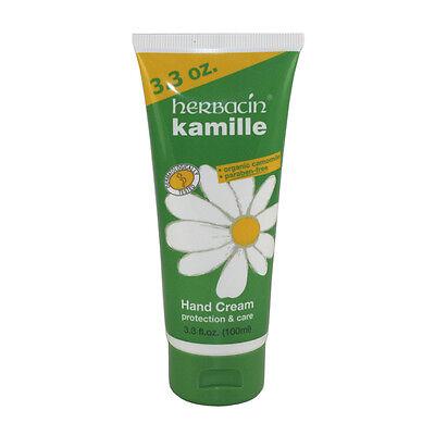 Kamille Hand Cream 3.3 Oz / 100 Ml Tube for Women