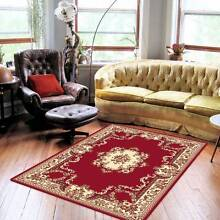 TRADITIONAL RUG-BUDGET RUG-CARPET-160CM X 230CM-COLOR-RED(6151) Bass Hill Bankstown Area Preview