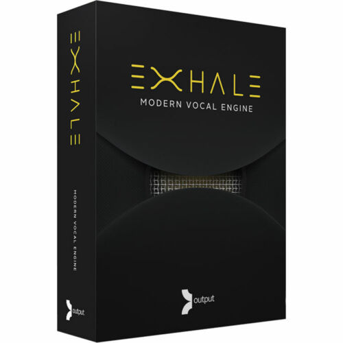 Output Exhale - Genuine License Serial - Digital Delivery - PC & Mac