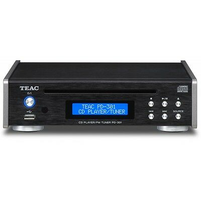 TEAC Reference PD-301 CD Player/transport w/FM Tuner/remote/USB $450 List! PD301
