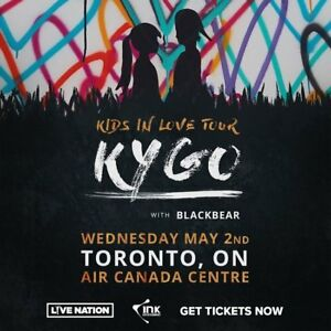 KYGO Concert ACC: Selling 2 Tickets!