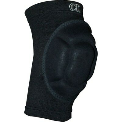 Cliff Keen The Impact Knee Pad YOUTH Black Wrestling BK64Y One Size BEST VALUE!