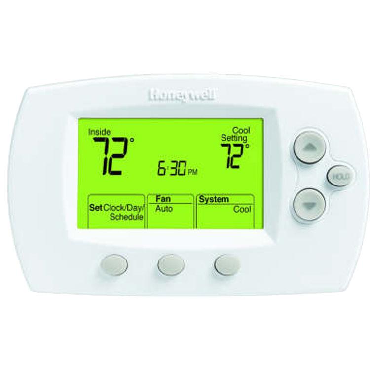 Honeywell Th6220d1002 0604 Programmable Thermostat Heat Pump Ebay