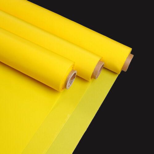 1M x 1.27M Width 30-420 Mesh Silk Screen Printing Fabric For Handwork DIY Craft
