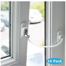10 Penkid Child Security Window Restrictors