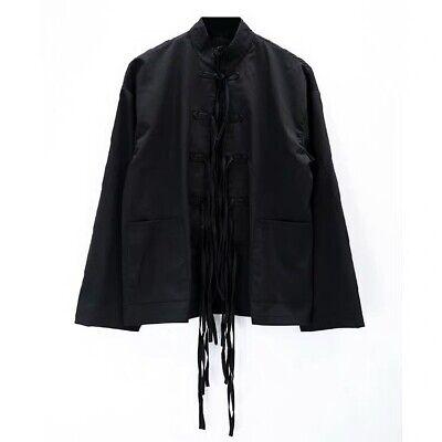 Yohji Yamamoto Chinese style shirt Size L