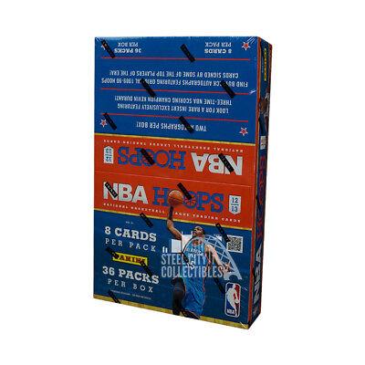 - 2012-13 Panini NBA Hoops Basketball Hobby Box