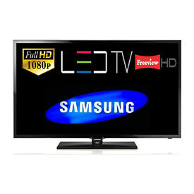 """Samsung UE39F5000AK 39"""" LED TV Full HD 1080p With Freeview HD 2HDMI 1Scart"""