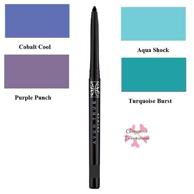 Avon True Colour Glimmerstick Brights Eyeliner - Choose Your Shade - RRP £6 each