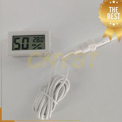 Mini Probe Digital Thermometer Hygrometer Lcd Temperature Humidity Meter Tester
