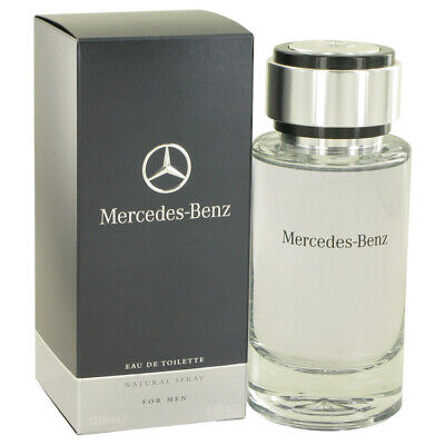 Mercedes Benz by Mercedes Benz 4 oz EDT Cologne Spray for Men New in Box