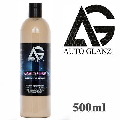 (51,90€/L) AG AutoGlanz Synth-Seal HYBRID CREAM SEALANT Lackversiegelung