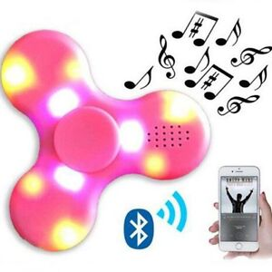 Great Priced and Amazing Bluetooth LED Speaker Fidget Spinners