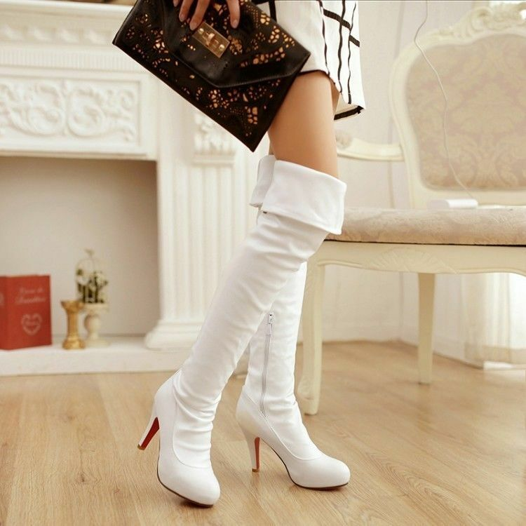 What to Consider When Choosing Over-the-Knee Boots