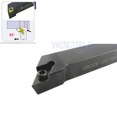 Sdjcr1616h07 16mmshk100mmexternal Turning Tool Holder For Dcmt070204 Dcmt2151