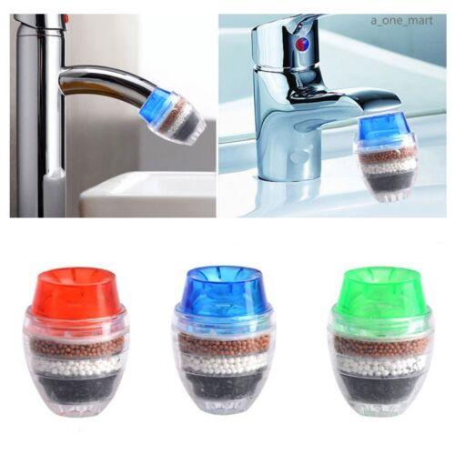 Carbon Purifier Filter Wasserfilter Wasserhahn Hahn Haus Küchen Set
