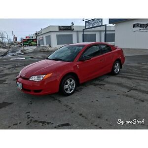 2007 Saturn ion for sale. SAFTIED!