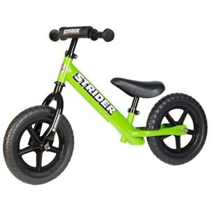*NEW* STRIDER Sport Balance Bikes (with warranty)!