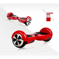 io hawk segway eboard hoverboard RED 514-967-4749
