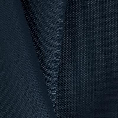 210 Denier Oxford Nylon Waterproof Fabric (Dark Navy Blue ) ( Linear Yard )