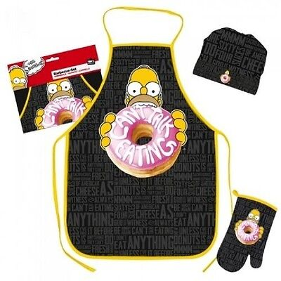 Set Barbecue Homer Simpson originale