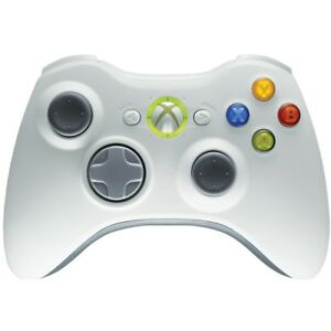 XBOX 360 includes 2 controllers and all wires + several games