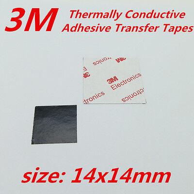 (10)x 3 M 14 x 14 m cinta adhesivo térmicamente de doble...