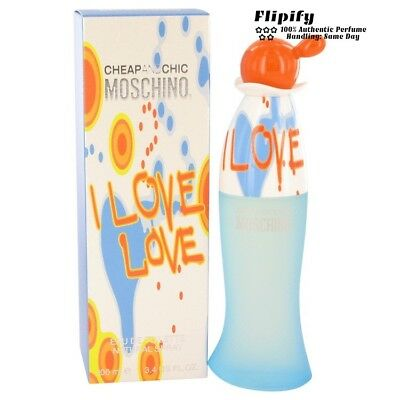 I Love Love Perfume 3.4 oz / 1.7 oz / 1 oz / .17 oz EDT Spray for WOMEN ()