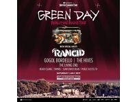 Green Day BST Hyde Park tickets