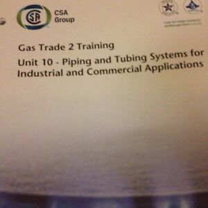 TSSA Gas Technician's Course 2 & 3 - CSA Textbooks Kingston Kingston Area image 5