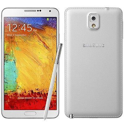 """Original Samsung Smartphone Galaxy Note 3 SM-N900A -5.7"""" 32GB (UNLOCKED ) White segunda mano  Embacar hacia Argentina"""