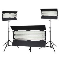 Flolight 3 Point Lighting Kit // Continuous Photo/Video Lighting