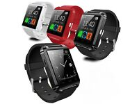 U8 SMART WATCH BLUETOOTH PHONEFOR ANDROID, iOS, SAMSUNG, IPHONE, SONY, HTC