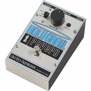 Pédale Reverb avec psu HOLY GRAIL Electro-Harmonix