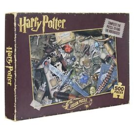 NEW *UNOPENED* Harry Potter Jigsaw Puzzle