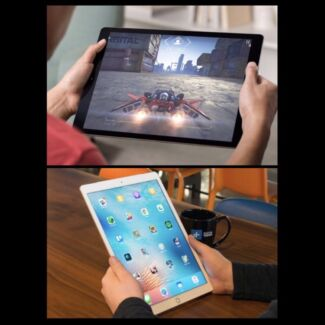 "iPad Pro 12.9"" 128gb Gold wifi & Cellular unlocked 1st Gen"