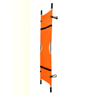 Foldable Hospitalhome Medical Emergency Bed Wheel Stretcher Rescue Portable Zb