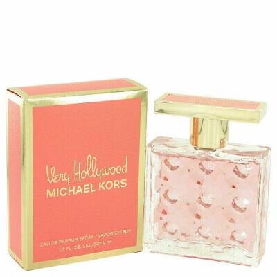 Michael Kors Very Hollywood 50ml Eau de Parfum EDP Spray For Women BNIB