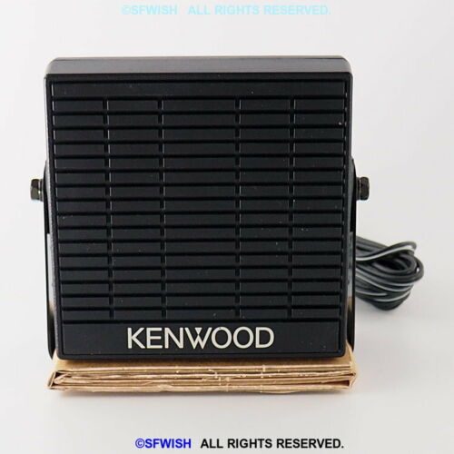 KENWOOD KES-4 External Speaker *OPEN BOX!*