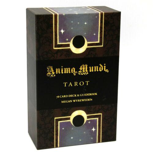ANIMA MUNDI TAROT DECK 78 CARDS WITH GUIDEBOOK