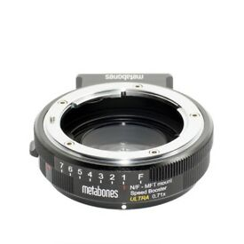 Metabones Speed Booster ULTRA 0.71x Nikon G to MFT