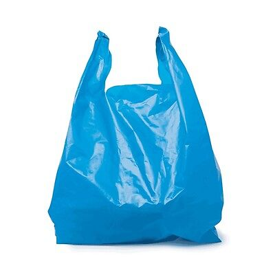Safepro Jsb 18x10x32-inch Blue Jumbo Shopping Bags 250cs